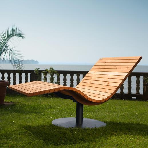 Sonnenliege SunDivan Ihre Sonnenliege de luxe: am Pool, auf der Terrasse, im Garten und Saunabereich.