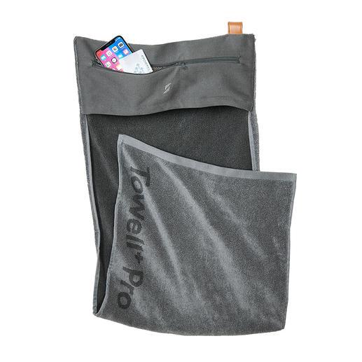 Integrierte Reissverschluss-Tasche für Schlüssel, Mitgliedskarte, Smartphone,...