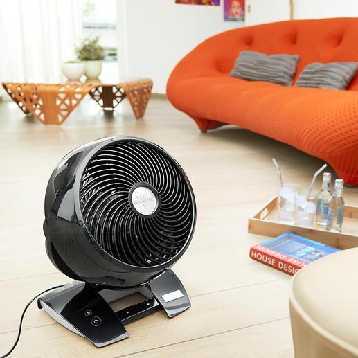 Vornado®6303DC Amerikas Erfolgsventilator – kraftvoll, leise und komfortabel. Jetzt mit 99 (!) Geschwindigkeitsstufen, Timer und Fernbedienung.