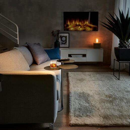 Beistelltisch MALO Sie gewinnen viel Platz auf kleinstem Raum. Mobil und praktisch überall im Haus.