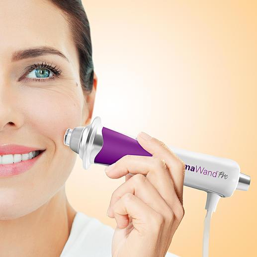 DermaWand® Pro Genial effektiv, spart Kosten und Zeit im Kosmetikstudio.