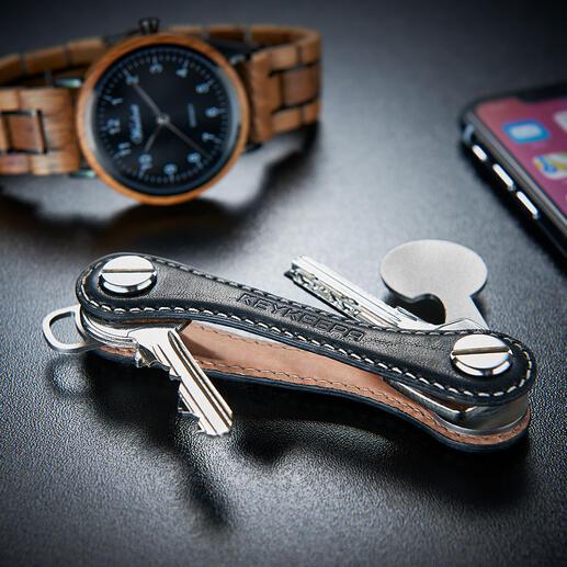 Keykeepa So kompakt, schlank und praktisch wie ein Taschenmesser.