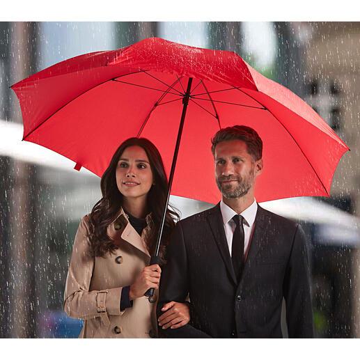 UltraleichterXL-Schirm Das Leichtgewicht unter den extragrossen Regen- und Sonnenschirmen.