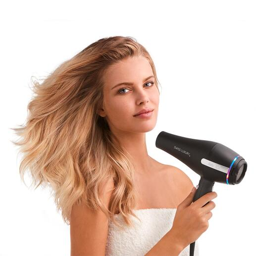 SolisProfessionalHaartrockner Hairstyling wie vom Profi – jetzt ganz einfach zu Hause.