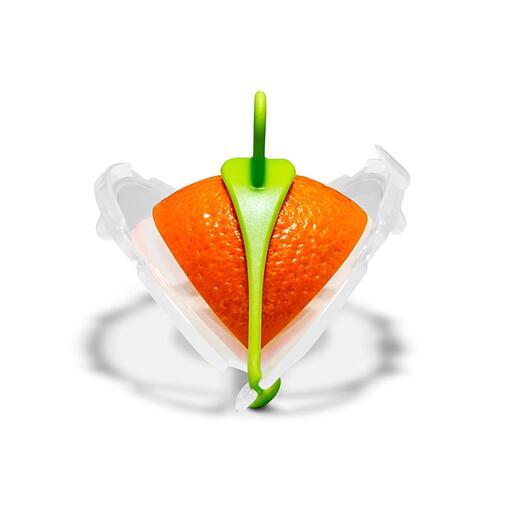 Ihre angeschnittenen Früchte bleiben bis zu einer Woche appetitlich frisch.