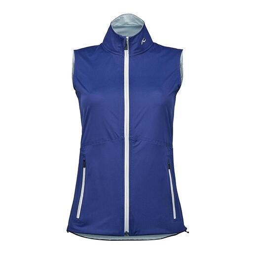 KJUS Wende-Funktionskleidung Die KJUS-Wendejacke für alle Wetter. Reguliert die wahrgenommene Temperatur um +/-6°C. Wasserdicht. Atmungsaktiv. Dehnbar. Ultraleicht. Und angenehm leise. Für Damen und Herren.