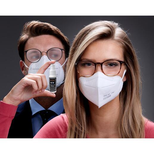 Clean2goAntiFog-Spray, 30 ml Gute Neuigkeiten für Brillenträger. Endlich ein Antibeschlag-Spray, das wirklich funktioniert.