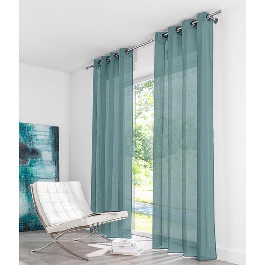 Vorhang Respire - 1 Stück Innovative Textil-Technologie reinigt die Raumluft.