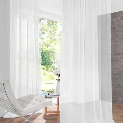 Store/Gardine Ultra Plus - 1 Stück Die umweltfreundliche Weiterentwicklung eines der erfolgreichsten Zimmer & Rohde Klassiker.