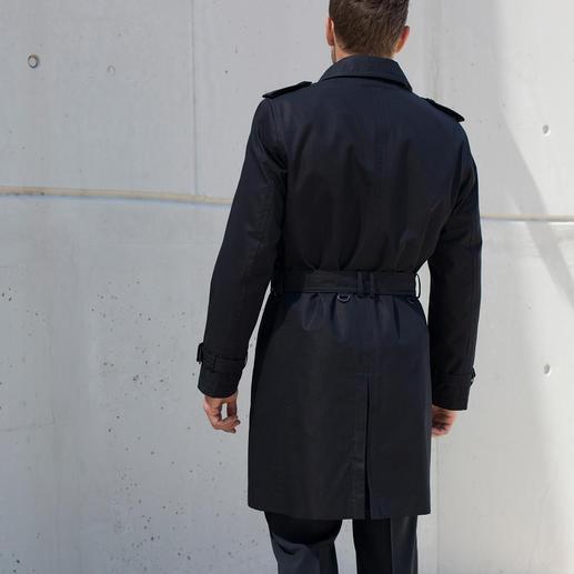 DAKS Trenchcoat, Herren Der original Trenchcoat von DAKS, London – Hoflieferant des britischen Königshauses.