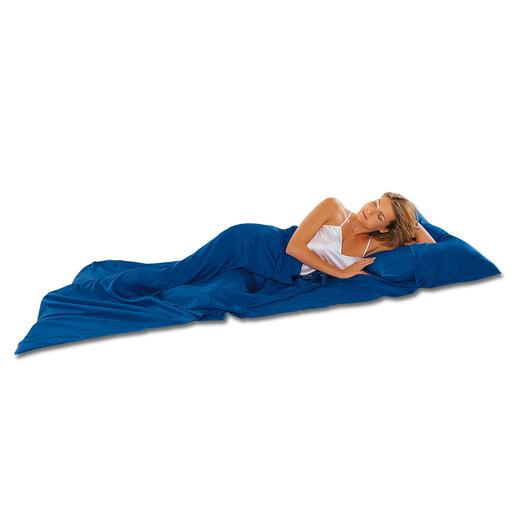 Seidenkissenbezug - Wissen Sie, wie sauber ein Hotelbett ist? Jetzt liegen Sie auf Ihrem eigenen, sauberen Kissen.