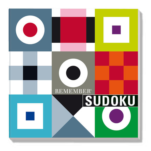 Sudoku-Brettspiel Herausforderndes Logik-Puzzle. Und ein faszinierender Blickfang auf Ihrem Coffee Table, Beistelltisch, ...