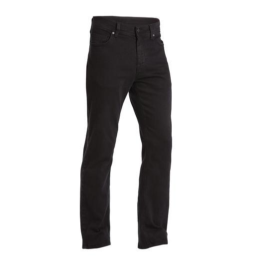 Lagerfeld-Jeans Trend-Thema cleaner Denim: Bei Lagerfeld Spezialität und Markenzeichen.