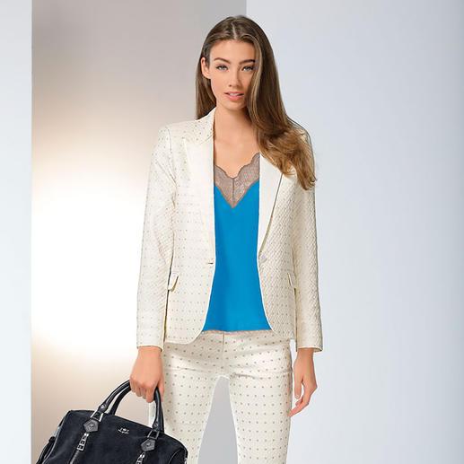 Zadig& Voltaire Anzugjacke oder Anzughose Zadig & Voltaire machen den klassischen Hosenanzug zum Fashion-Star.