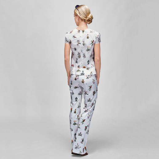 Strenesse Pyjama-Look-Top und -Hose