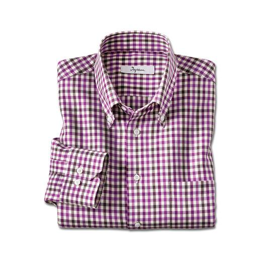 Light Flanell-Hemd Weich und wärmend wie Flanell – aber viel leichter, feiner und kombinierfreudiger.