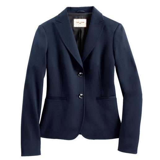 Waschbarer 24-Stunden Blazer Der 24-Stunden-Blazer: Business-korrekt. Lässig zur Jeans. Elegant am Abend. Und sogar waschbar.
