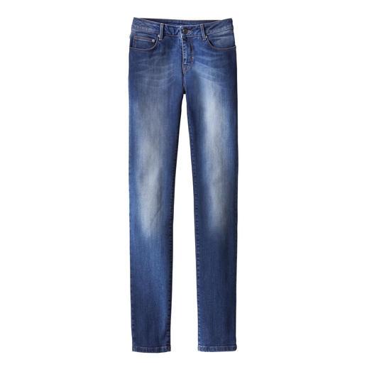 Strenesse Blue Clean-Jeans Perfekter Sitz. Richtige Form. Klare Linie. Kein Schnickschnack. Die Designer-Jeans von Strenesse Blue.