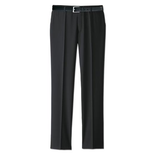 Coolmax®-Tuchhose Eine schmale, schwarze Hose bei 30 °C im Schatten? Yes!