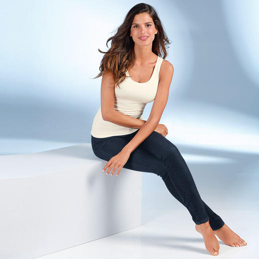 Yummie™ Shape-Jeans Perfekt in Shape: die Jeans von US Shapewear-Spezialist Yummie™ by Heather Thomson.