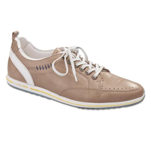 Rehab® Sommer Sneaker - Typisch Rehab®: Der gelungene Mix aus Sneaker und Business-Schuh. In Portugal handgefertigt.