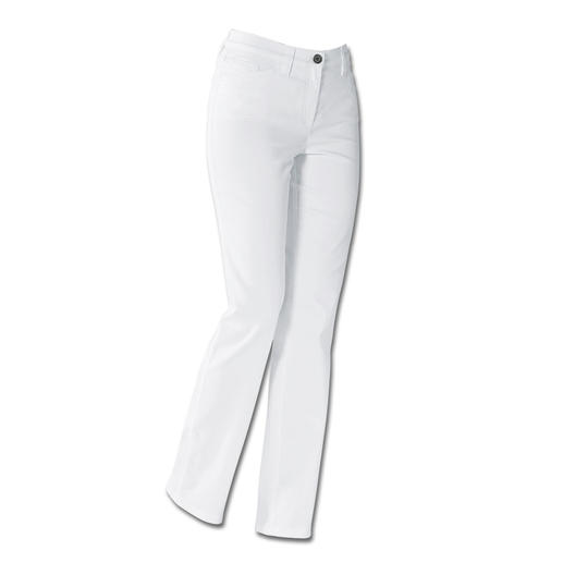Magic-Sommerhose - Flacher Bauch, fester Po und eine schlanke Taille: die Magic-Baumwollhose.