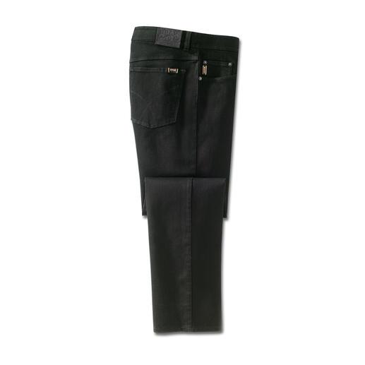 Brax Perma-Black-Jeans - Endlich eine wirklich farbbeständige Jeans. Wäsche für Wäsche. Von Hosen-Spezialist Brax, seit 1888.