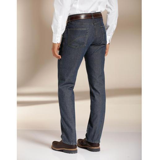 Five-Pocket-Thermo-Jeans Die Jeans für den Winter: Sanft wärmend. Aber trotzdem unvergleichlich leicht.