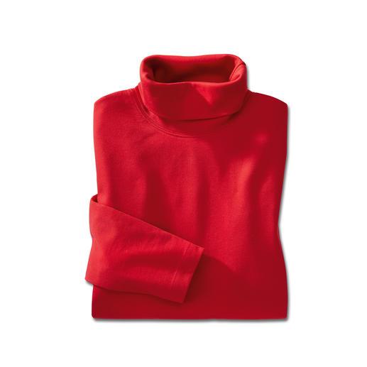 Pima-Cotton-Rolli, Damen - Der seltene Rolli aus echter, peruanischer Pima Cotton.