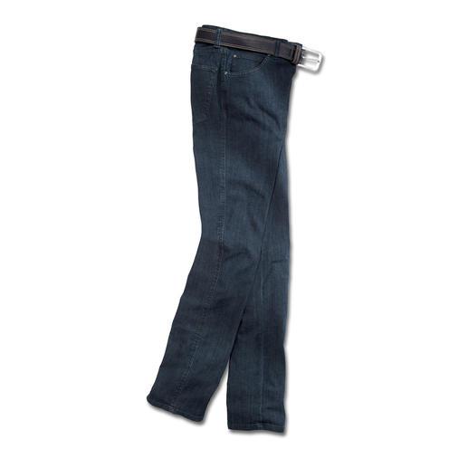 Jean cachemire confortable Le jean de luxe confortable à base de cachemire de qualité.