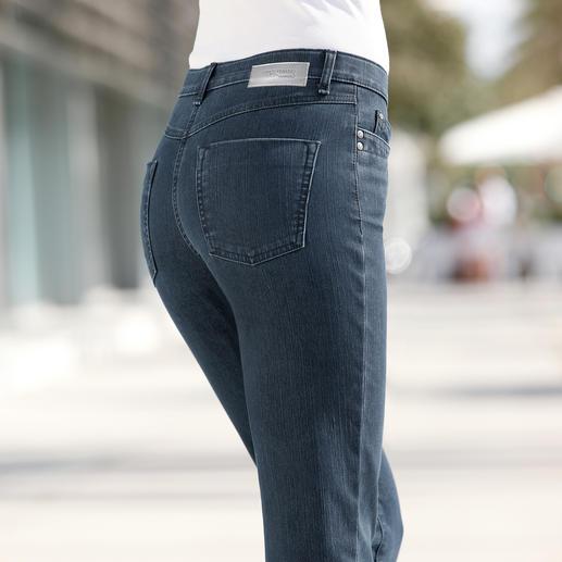 Schlanke Thermo-Jeans Wärmend aber dennoch angenehm leicht – die Jeans für den Winter.