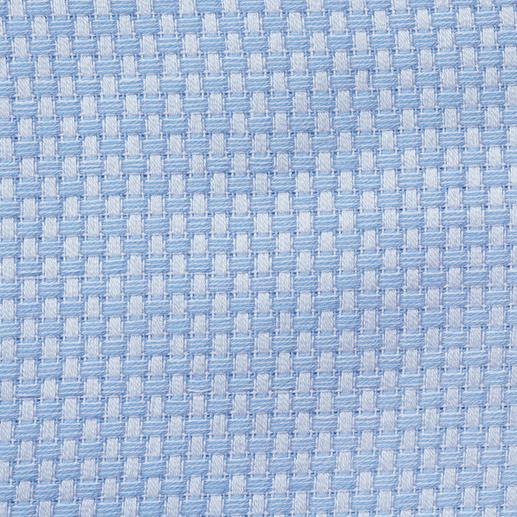 van Laack Panama-Businesshemd So anzugfein ist luftiger Panama nur selten. Meisterlich verarbeitet von Hemdenspezialist van Laack.