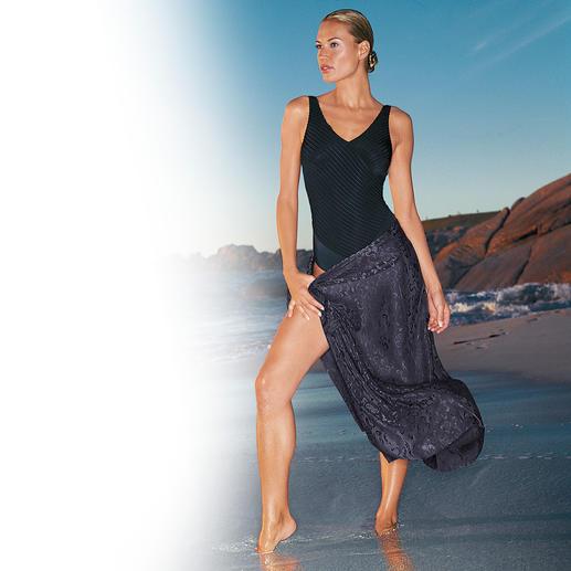 Dream Wrap Wärmt, schützt, kleidet. Und bringt auch noch Glück.