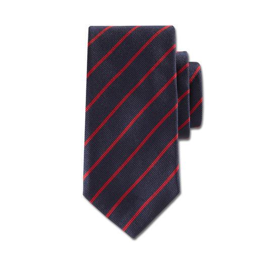 """Ascot Seidenkrawatte Regimental Stripes Klassisch britische """"Regimental Stripes"""": noch immer das Krawattendessin echter Gentlemen."""