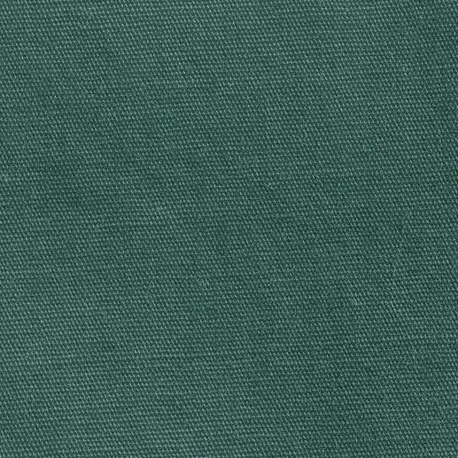 Fein-Canvas-Hose Eleganter und luftiger als Denim. Aber genauso robust und unkompliziert.