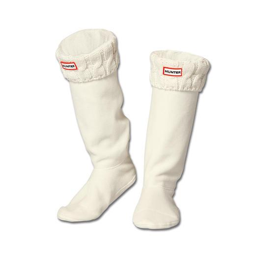 Hunter Boot-Socks Stylische Fleece-Socks von Hunter: Wärmendes Upgrade für Ihre Gummistiefel.
