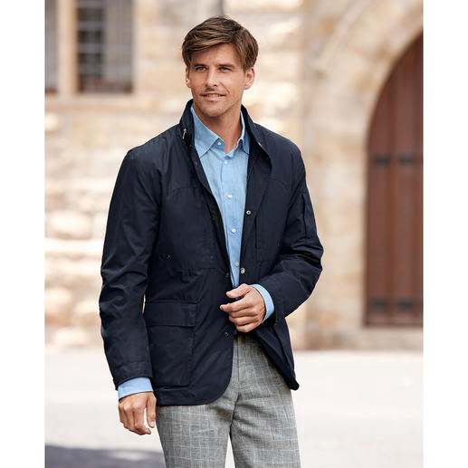 """City-/Freizeitjacke """"Dressy Protection"""" Schick wie eine City-Jacke. Wettertauglich wie eine Funktionsjacke."""