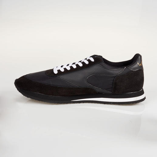Norman Walsh LA'84-Sneaker Der Original-Laufschuh des britischen Olympia-Teams von 1984. Handgefertigt in England. Von Norman Walsh.