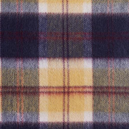 Lochcarron Kaschmirschal Original-Dessin aus dem Archiv eines der ältesten Tartanweber. Lochcarron of Scotland, seit 1892.