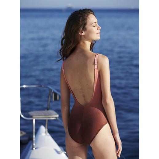 Roidal Dégradée-Bikini oder -Badeanzug Oft kopiert, doch selten so schön: Roidals perfekter Dégradée-Verlauf.