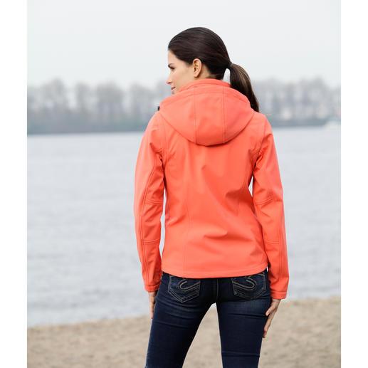 Orange, Damenjacke