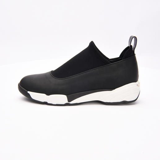 """Pinko-Sneaker """"Magnolia"""", Schwarz Der nächste grosse Sneaker-Coup kommt aus Italien. Von Pinko."""