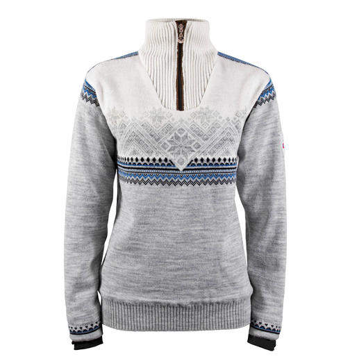 Norweger-Pullover Glittertind für Damen und Herren Die original Norweger-Pullover für Damen und Herren. Von Dale of Norway, seit 1879.
