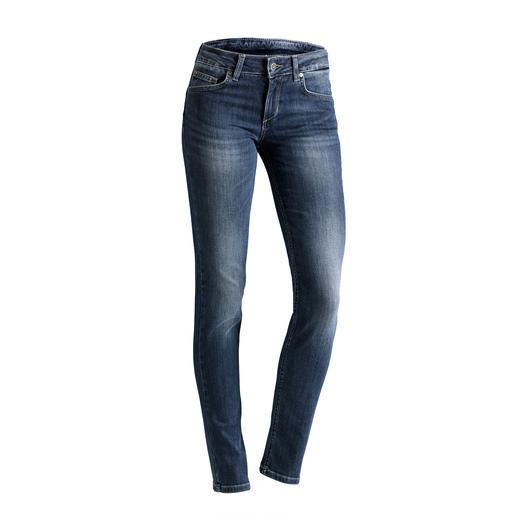 """Liu Jo Jeans Bottom up, slim leg Kaum eine Jeans lässt Ihren Po knackiger aussehen als die """"Bottom up"""" von Liu Jo Jeans, Italien."""