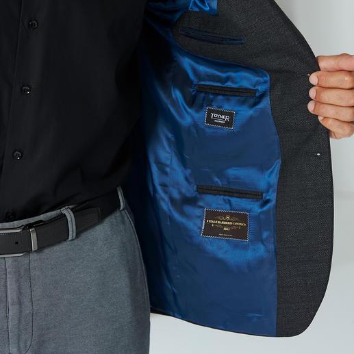 """Mesh-Sakko """"Kombinationswunder"""" Das Kombinationswunder unter Ihren Sakkos – ideal für die Reise mit kleinem Gepäck. Passt auch zu semi-formellen Anlässen, ohne braune Schuhe oder Gürtel zu verlangen."""