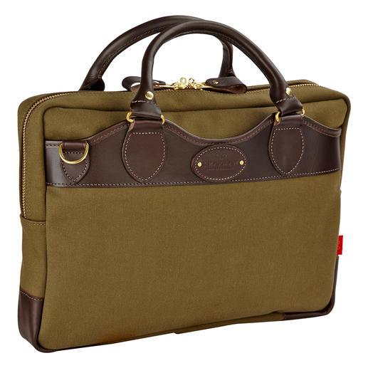 John Chapman Laptop-Tasche Den Unterschied zu kurzlebiger Massenware sehen und spüren Sie sofort.