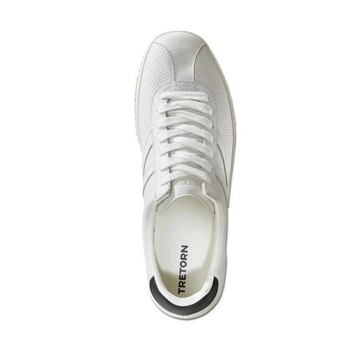 """Tretorn """"Clean Chic""""-Ledersneaker für Herren Von Tretorn/Schweden, seit 1891. Weit stilvoller (und preiswerter) als viele """"aktuelle"""" Sneaker."""