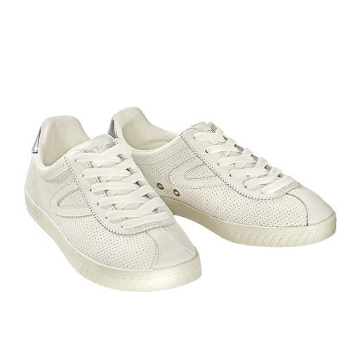 Tretorn Clean Chic-Ledersneaker für Damen Fashion-Favorit weisser Ledersneaker: am besten vom Spezialisten.