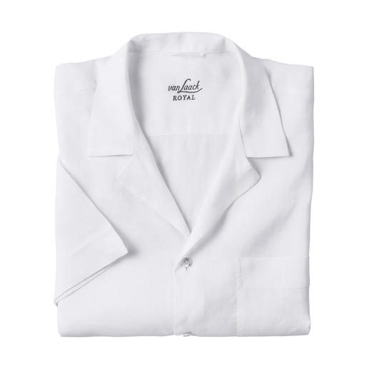 van Laack Bowling-Hemd 50ies-Klassiker Bowlinghemd: Jetzt wieder auf den Laufstegen zu sehen.