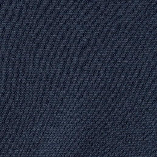 Smart-Casual-Sommerpullover Der luftige Feinstrick-Pulli aus Baumwolle und Leinen. 150 Gramm leicht und unschlagbar vielseitig.